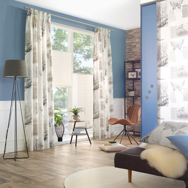 Dekostoff für Ihr Wohnzimmer