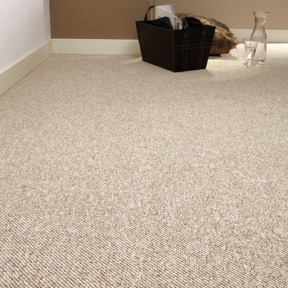 Teppichboden für den Wohn- und Schlafbereich