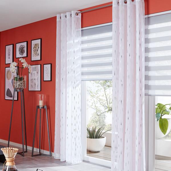 Vorhang für Ihr Wohn- oder Schlafzimmer