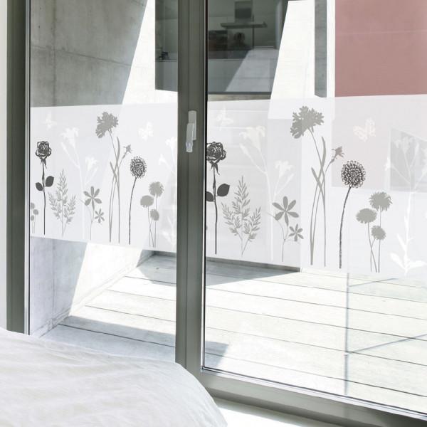 Selbsthaftende Folie für Ihre Fensterdeko