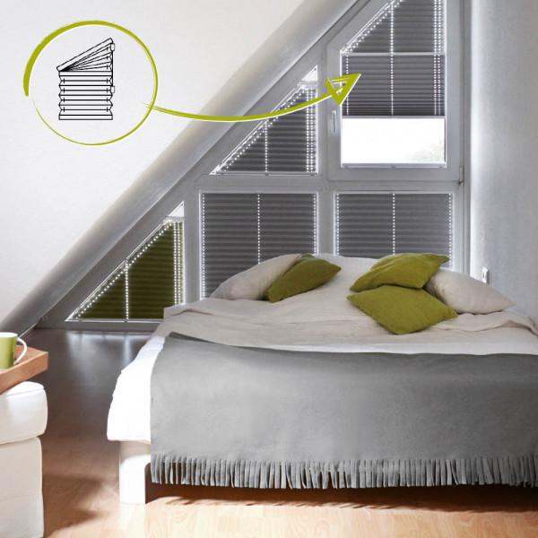 Plissees für Ihr Schlafzimmer