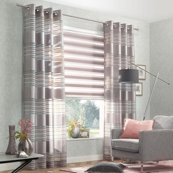 Vorhang-Dekostoff für Ihr Wohnzimmer