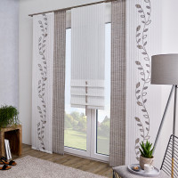 Gardinen, Stores und Fensterdeko preiswert | TTL/TTM