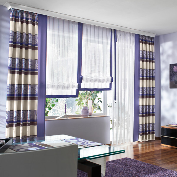 Deko und Gardine für Ihr Wohn-oder Esszimmer