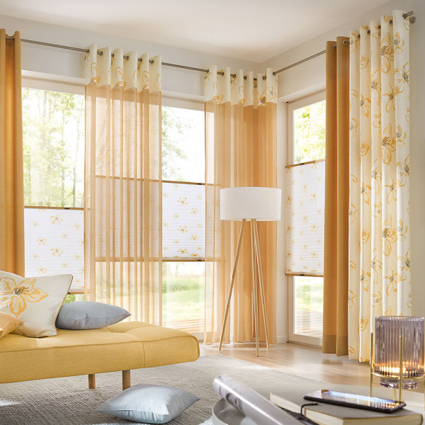 Web-Gardine und Vorhang-Deko für Ihren Wohnraum