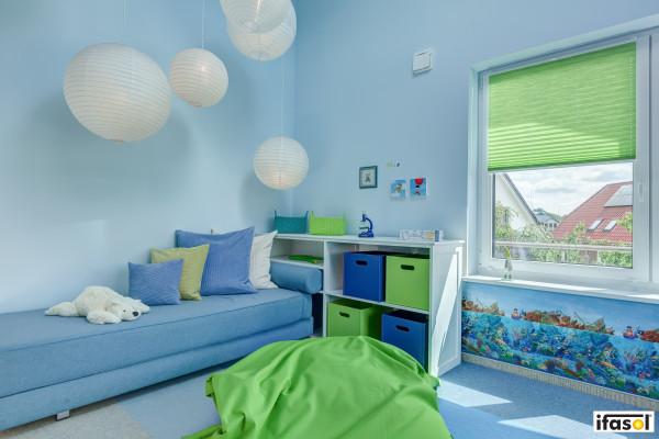 Plissee für Ihr Kinderzimmer