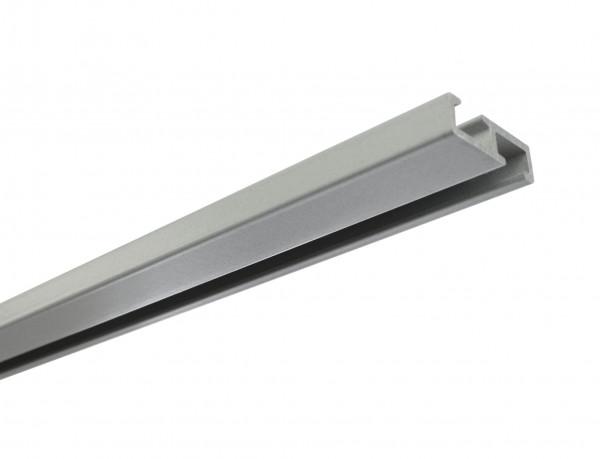 Aluminium-Vorhangschiene 1-läufig aluminium