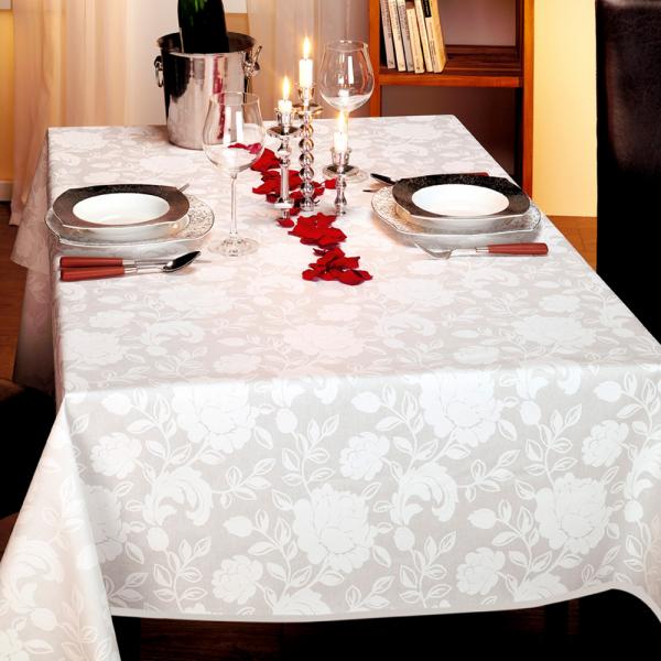Tafeldecke Verona für den festlichen Esszimmer-Tisch