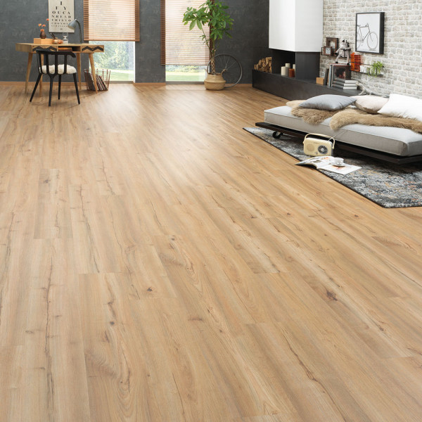 Vinylboden für Ihren Wohn- und Schlafbereich